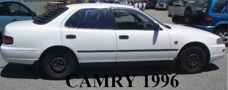 Camry 1996 Westwide Auto Recyclerswestwide Auto Recyclers