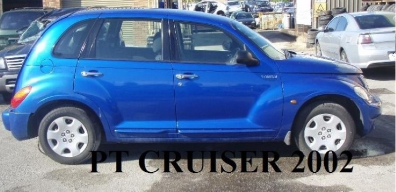 Cruiser 2002 Westwide Auto Recyclerswestwide Auto Recyclers