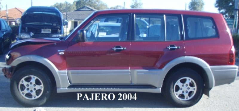 Pajero 004 Westwide Auto Recyclerswestwide Auto Recyclers