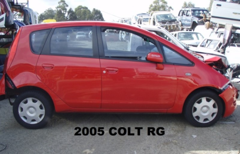 2005 Colt Rg Westwide Auto Recyclerswestwide Auto Recyclers