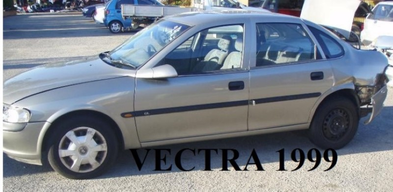 Vectra 1999 Westwide Auto Recyclerswestwide Auto Recyclers